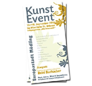 Kunst Event in Mödling