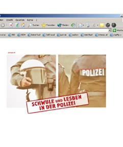 Gay Cops Austria 2005